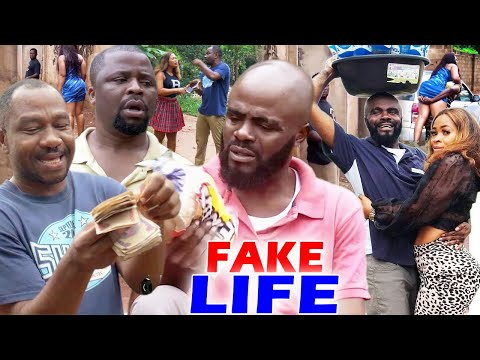 FAKE LIFE SEASON 1&2 - CHIEF IMO 2021 LATEST NIGERIAN NOLLYWOOD COMEDY MOVIE FULL HD