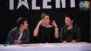 The Naked Show 14 March 2013 - Thai Talk Show