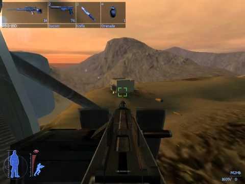 IGI 2 : Covert Strike - #12  Zaleb's Stronghold -  Agent Rank