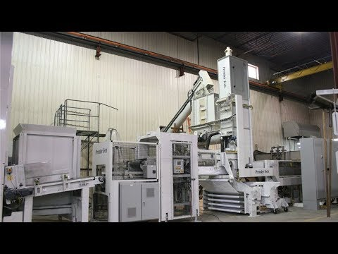 HVS-400 - Horizontal Form, Fill & Seal Baler
