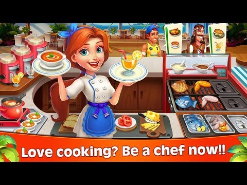 Cooking Joy Android Gameplay