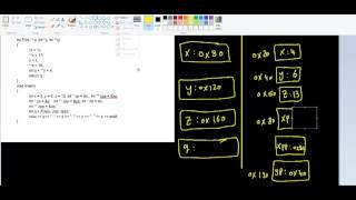 Extra Problems 1 Pointers double pointers tracing inside function