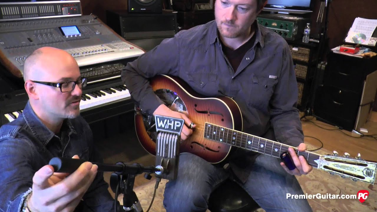 DIY: How to Mic Your Acoustic Like a Pro