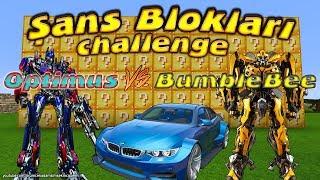 Örümcek Çocuk Minecraft'ta şans blokları challenge düzenliyor ve bu sefer Optimus Prime ile Bumblebee BMW süper araba kazanmak için kapışıyor. Önceki challenge Joker'e karşı Venom'un galibiyetiyle sonuçlanmış ve Venom Toyota kamyonet kazanmıştı. Örümcek Çocuğun sunduğu bu Minecraft macerası kimin zaferiyle sonuçlanacak?ÖRÜMCEK ADAM VE ÖRÜMCEK ÇOCUK MİNECRAFT MACERALARIÖrümcek Bebek Minecraft'tahttps://www.youtube.com/watch?v=cEJPTVXLjjwÖrümcek Bebek Örümcek Adam ve Örümcek Çocuk Acayip Piknik Macerasıhttps://www.youtube.com/watch?v=gyPaAeL2T00Hulk Örümcek Çocuk Oldu Komik Macerahttps://www.youtube.com/watch?v=3_g6LPapDSIYENİ VİDEOLARI KAÇIRMAMAK İÇİN BURADAN ABONE OLABİLİRSİNİZ (Ücretsiz) https://www.youtube.com/channel/UCIydQffIBA0Hrey3NpZwA-g?sub_confirmation=1- EN SEVİLEN ÖRÜMCEK ADAM ÇİZGİ FİLMLERİ BURADAN İZLEhttps://goo.gl/h5dyKM- KANALIMIZDAKİ DİĞER VİDEOLARA BURADAN GÖZ ATINhttps://goo.gl/lKnCilÖrümcek Adam Şimşek McQueen ve Örümcek Çocuk hayranlarından biriyseniz ve çizgi film izlemek hoşunuza gidiyorsa kanalımıza aşağıdaki linkten ücretsiz üye olarak siz de aramıza katılabilir ve yeni bölümleri kaçırmadan izleyebilirsiniz.ABONE OL: https://goo.gl/lBiwX6