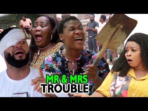 Mr & Mrs Trouble Season 1&2 - NEW MOVIE'' Mercy Johnson & Flashy Boy 2019 Latest Nigerian Movie