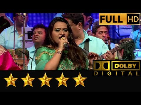 Video Hum ko tumse ho gaya hai pyar Bollywood Song by Priyanka Mitra Live Music Show -  Amar Akbar Anthony download in MP3, 3GP, MP4, WEBM, AVI, FLV January 2017