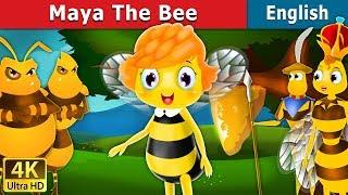 Video Maya the Bee in English | Story | English Fairy Tales MP3, 3GP, MP4, WEBM, AVI, FLV Juli 2019