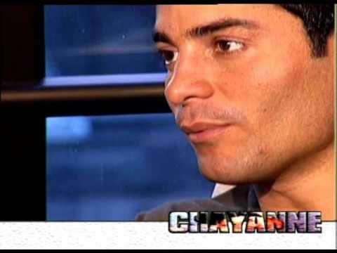 Chayanne video Entrevista Argentina - CM - 2000