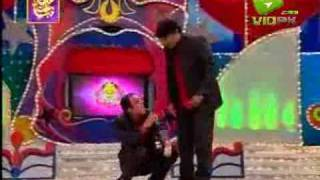IRFAN MALIK AND ALI HASAN In Comedy Kings Aik Naya Tamasha flv