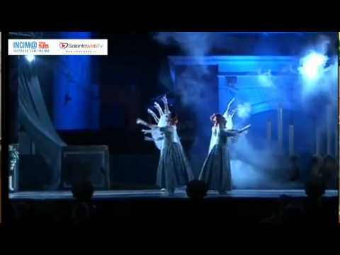 Itinerario Danza 2012
