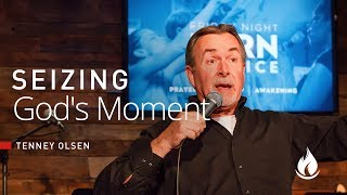 Seizing God's Moment