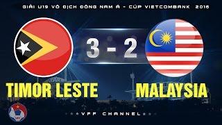Video TIMOR LESTE 3-2 MALAYSIA | HIGHLIGHTS MP3, 3GP, MP4, WEBM, AVI, FLV Maret 2018