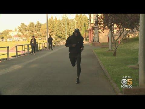 Former San Quentin Inmate Runs As Free Man At Boston Marathon