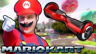 MARIO KART WITH HOVERBOARDS