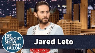 Video Jared Leto Thinks Joker Is a Misunderstood Sweetheart MP3, 3GP, MP4, WEBM, AVI, FLV Juni 2018