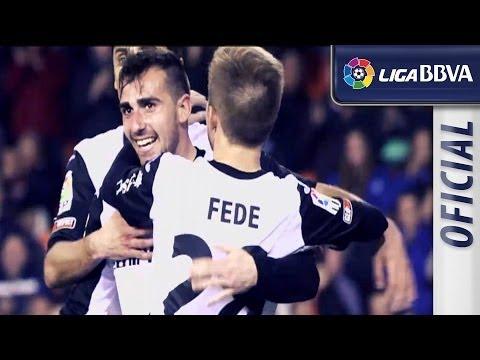 Edición limitada: Valencia CF (1-1) Athletic Club - HD (видео)