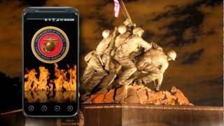 Marine Corps Live Wallpaper YouTube video