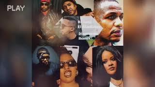 Diamonds (Gladiator Remix) Ft.Nas, Az, Rihanna, Tammy Lucas, Phife Dawg & Q-Tip