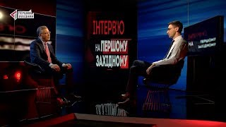 Кандидат на пост Президента України Анатолій Гриценко