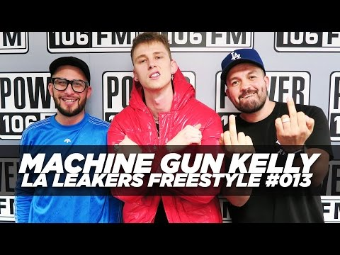 Machine Gun Kelly Freestyle With The LA Leakers   #Freestyle013