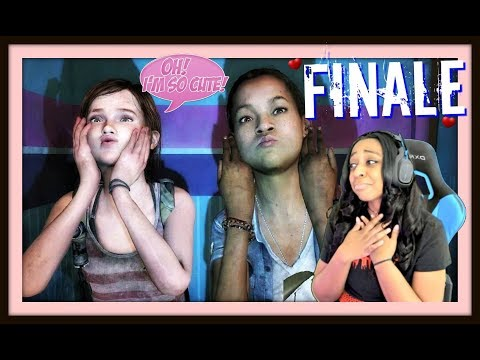 ARE WE ON A DATE RIGHT NOW?!?! | THE LAST OF US: LEFT BEHIND FINALE!! (видео)