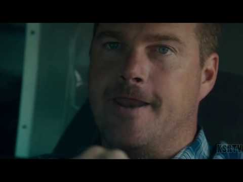 Callen and Sam Crash an Ambulance into the Harbour - NCIS Los Angeles 09x01