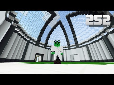 Let's Play Minecraft - Ep.252 : Science Lab Dome!