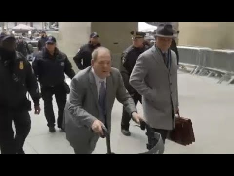 #Me_Too: Πλησιάζει η ώρα της ετυμηγορίας για τον Χάρβεϊ Γουάινσταΐν …