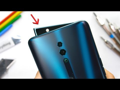 Weirdest Pop Up Camera Yet?! - Oppo Reno Durability test!