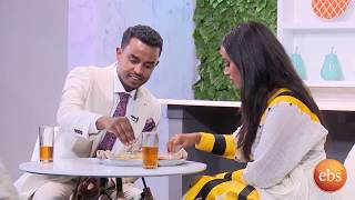 ቅዳሜን ከሰዓት ከዮናስ ጨርጨር ስጋ ቤት ከጥሬ ስጋ ጋር /Kidamen Keseat Special Ethiopian Tere Sega