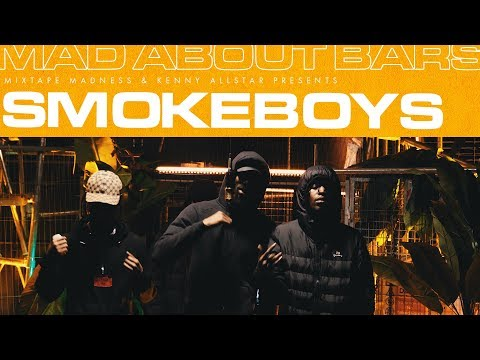 Smoke Boys – Mad About Bars w/ Kenny Allstar [S4.E1] | @MixtapeMadness