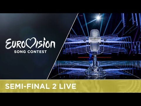 Eurovision Song Contest 2016 - Semi-Final 2 (видео)