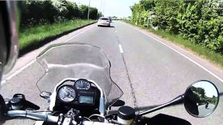 7. BMW R1200GS First review, Motorcycle vlog