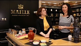 Create Your Own Mustard at La Maison Maille