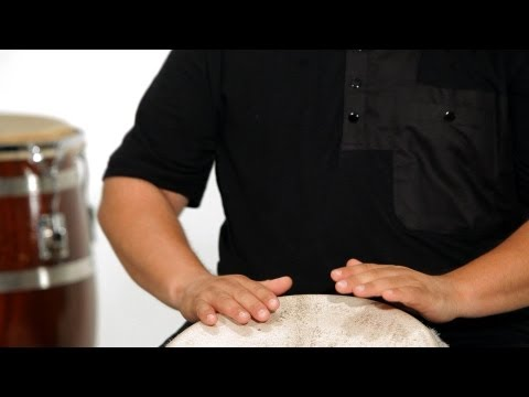 Djembe Kuku Rhythm 2nd Accompaniment | African Drums