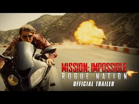 Mission: Impossible Rogue Nation (Trailer 2)