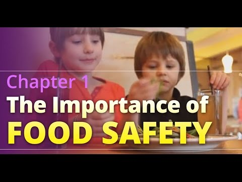 Basic Food Safety: Chapter 1