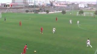 Hazırlık Maçı  Eskişehirspor : 2 - Altınordu : 0 (Goller)