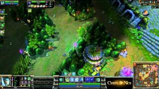 (HD039) Tournoi CHZ aAa - part 3 - League of Legends Replays [FR]