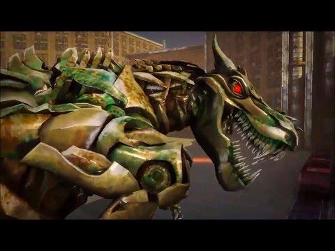 Transformers : Rise of the Dark Spark Chapitre-12 Embuscade (видео)