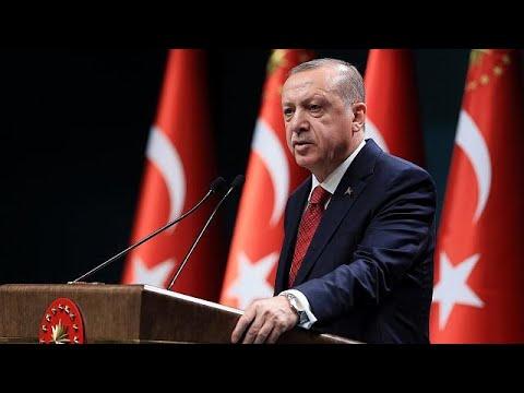 Τουρκία: Πρόωρες εκλογές στις 24 Ιουνίου προκήρυξε ο Ερντογάν