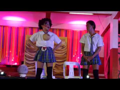 Mara Clara spoof at Miss Gay Pangkalawakan 2016 in Iriga City