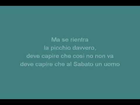 , title : 'Sabato triste [karaoke]'