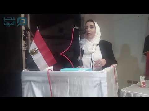 وفاء عكة: بعض مرشحى نداء مصر تعرضوا للضرب فى الانتخابات البرلمانية