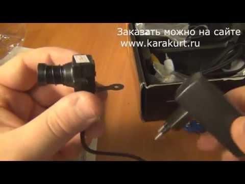 Как самому установить скрытую камеру в квартире