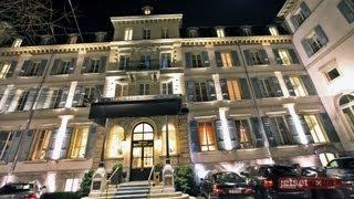 Vevey Switzerland  City pictures : Grand Hotel du Lac in Vevey, Switzerland