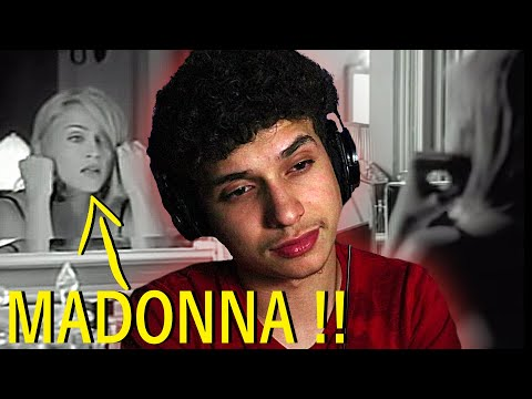 Madonna feat. Massive Attack - I Want You (Official Music Video) REACTION!!