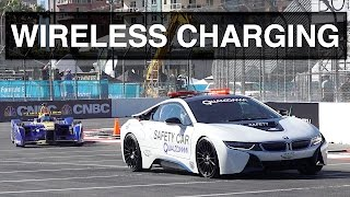 How wireless charging works for electric cars, explained...