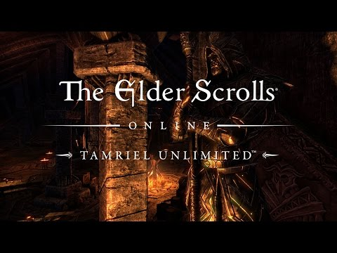 The Elder Scrolls Online : Tamriel Unlimited - Trailer E3