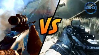 Call Of Duty: Ghosts VS Battlefield 4 - What Do YOU Think? - (COD Ghost 2013 BF4 Gameplay HD)